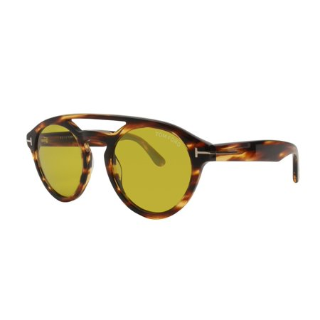 Tom Ford Clint TF537 48E Sunglasses (Brand Names Of Clothing That Start With G)
