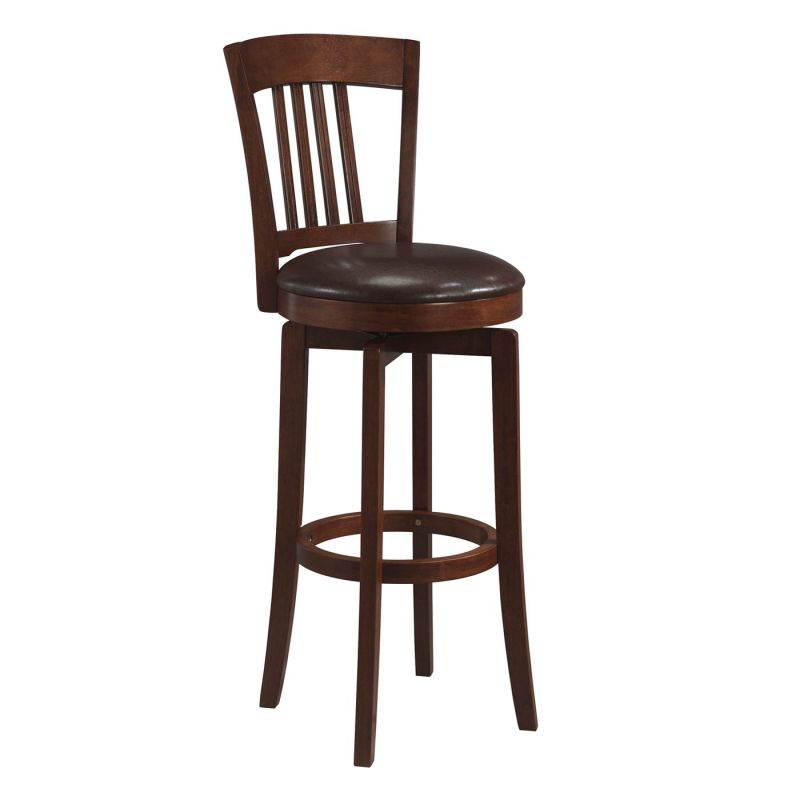 Hillsdale Furniture 4166-8 Canton Swivel Bar Stool by Hillsdale Furniture
