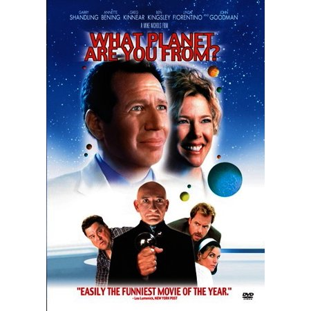 What Planet Are You From? (DVD) (Show The Planets In Order From The Sun)