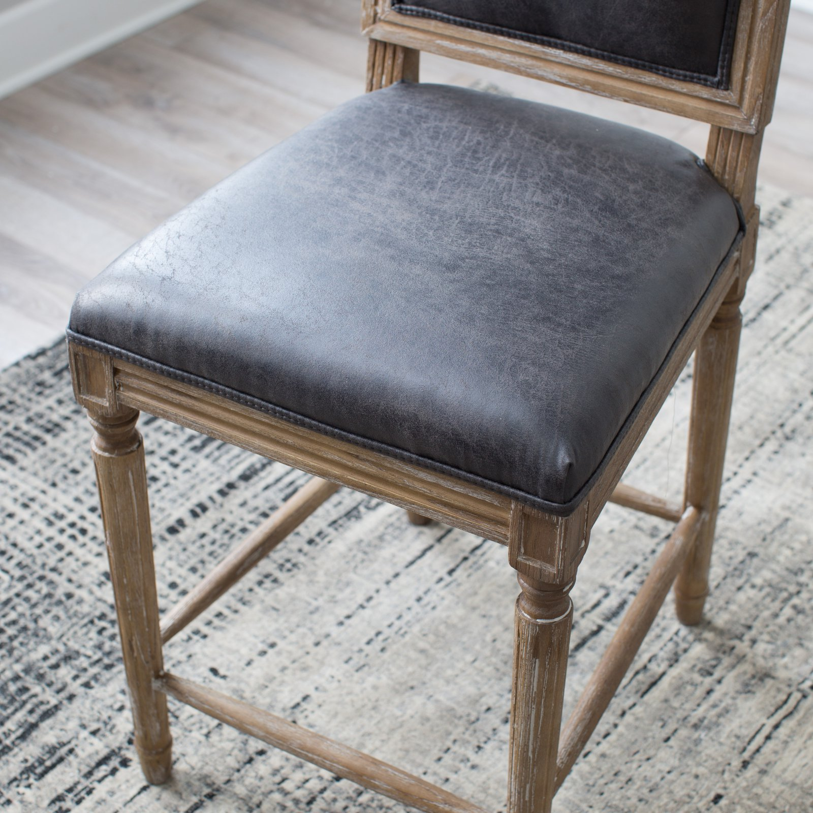 Incredible Belham Living Frederick Square Back Counter Stool Onthecornerstone Fun Painted Chair Ideas Images Onthecornerstoneorg