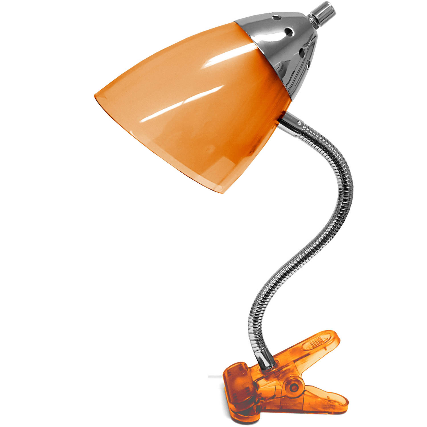 your zone get a grip clip lamp with bulb