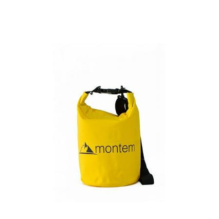 1f1dd6173ee2 Montem Premium Waterproof Bag   Roll Top Dry Bag (Yellow