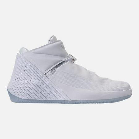 Air Jordan - Mens Air Jordan Why Not  Zero.1 Do You Triple White Black  AA2510-100 - Walmart.com 8204bb028