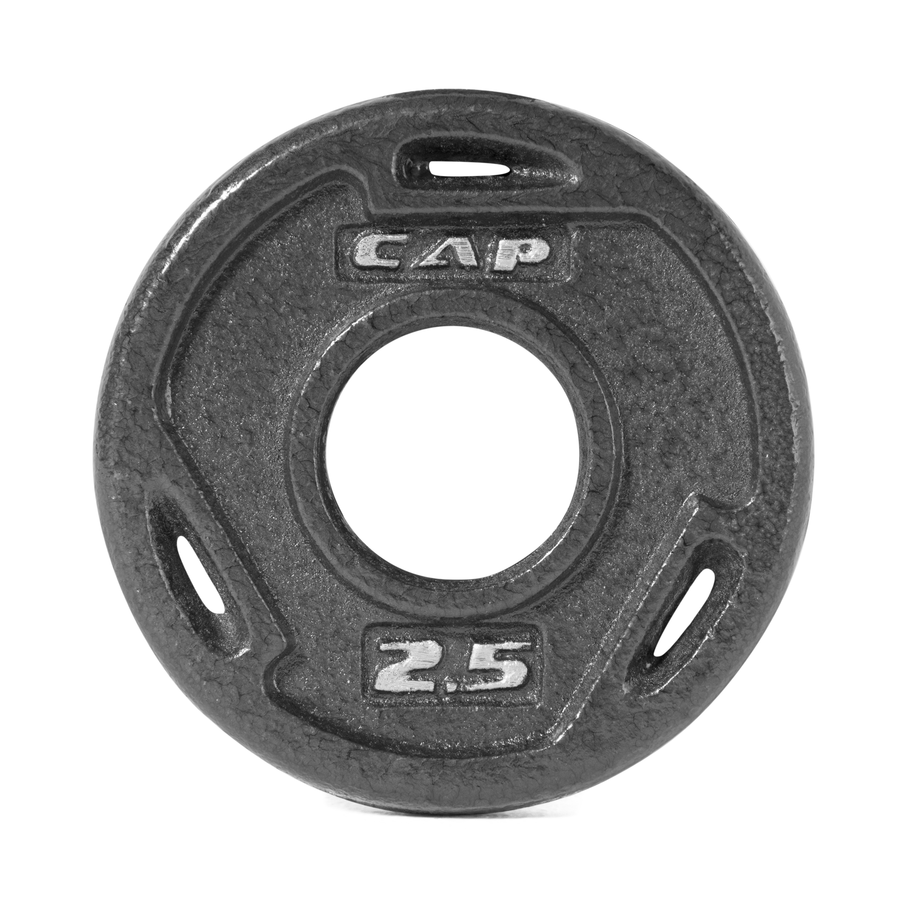 "CAP Barbell 2"" Olympic Grip Plate, Single"