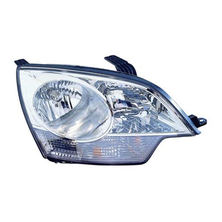 Go-Parts » 2012 - 2014 Chevrolet Captiva Sport Front Headlight Headlamp Assembly Front Housing / Lens / Cover - Right (Passenger) Side 22886834 GM2503306 Replacement For Chevrolet Captiva