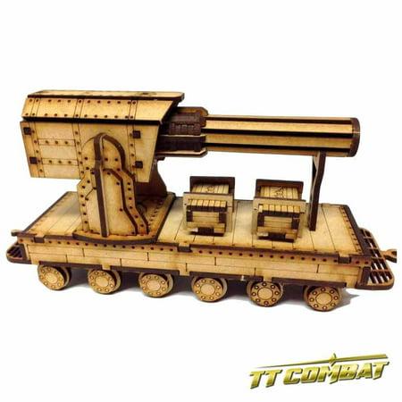 Gun Carriage New