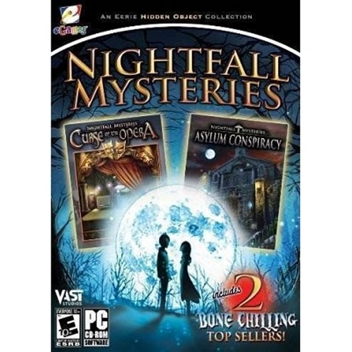 Nightfall Mysteries Fright Pack