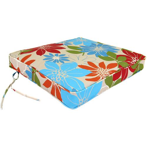 Jordan Manufacturing Floral Seat Pad, Multiple Patterns