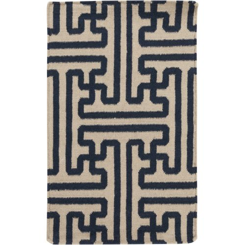 Surya Archive Navy/Ivory Area Rug