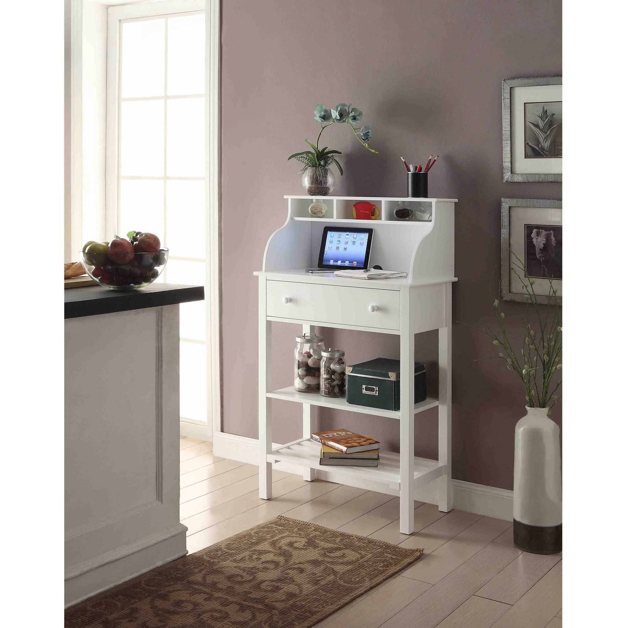 Convenience Concepts Designs2Go Office/Kitchen Storage Desk