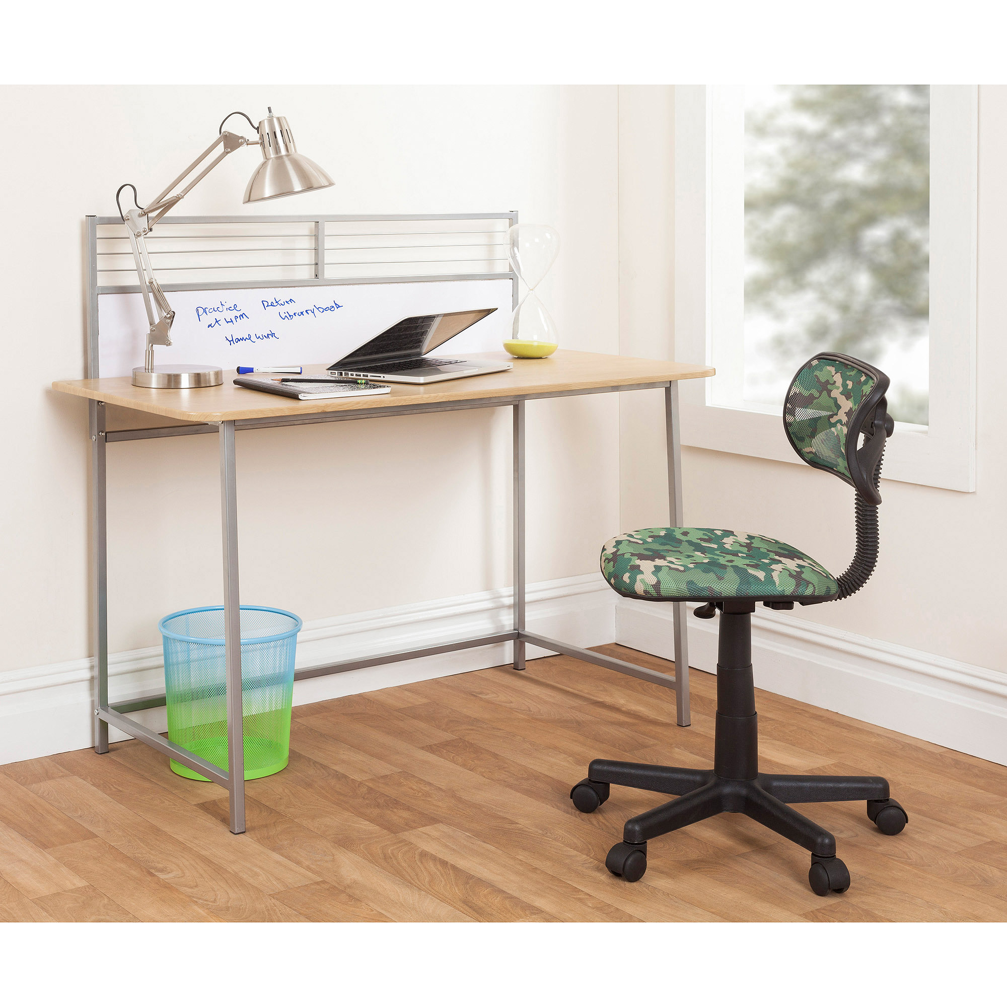 your zone dry erase student desk