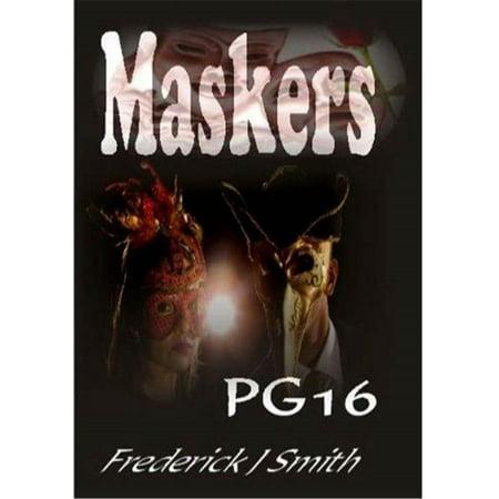 Maskers - eBook - Masker Panda