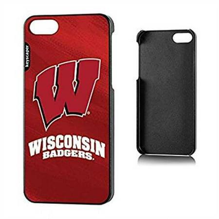 - Refurbished Team ProMark PC5U080 Polymer Hard Case for iPhone 5 - Wisconsin