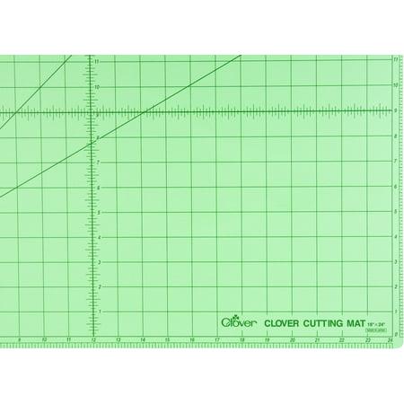 Clover Triple Layer Self-Healing Cutting Mat - Medium-18