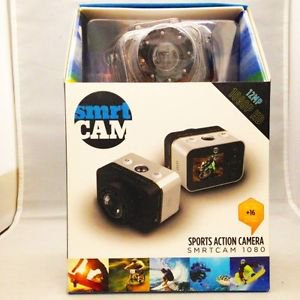 Best GoPro Alternative SmrtCAM 1080p Waterproof Action