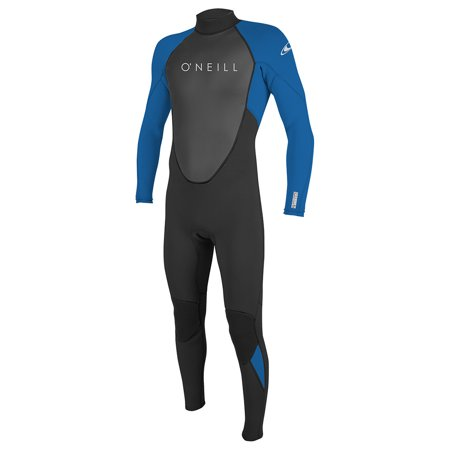 O'NEILL YOUTH REACTOR-2 3/2MM BACK ZIP FULL (Oneill Print Wetsuit)