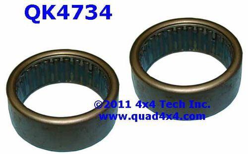 Spindle Dana 44 GM 8.5 Large Bearings