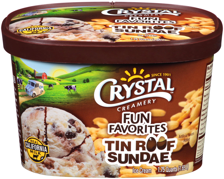 tin roof sundae ice cream walmart