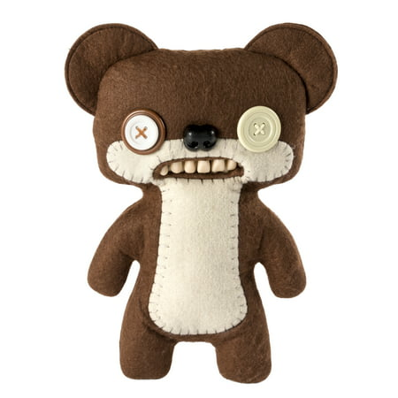Fuggler, Funny Ugly Monster, 9 Inch Teddy Bear Nightmare (Brown) Plush Creature with Teeth, for Ages 4 and Up](Cheap Teddy Bears)