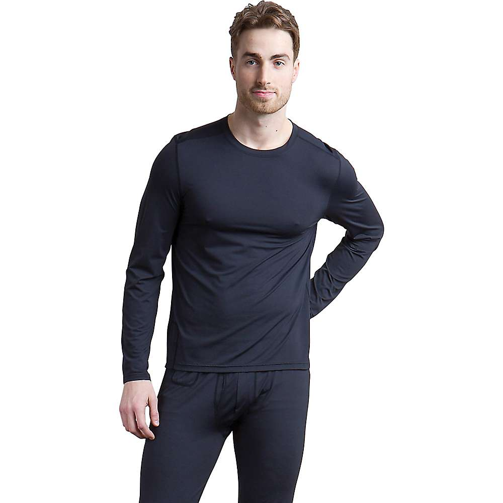 ExOfficio Men's Give-and-Go Performance Base Layer Crew Neck Top by ExOfficio