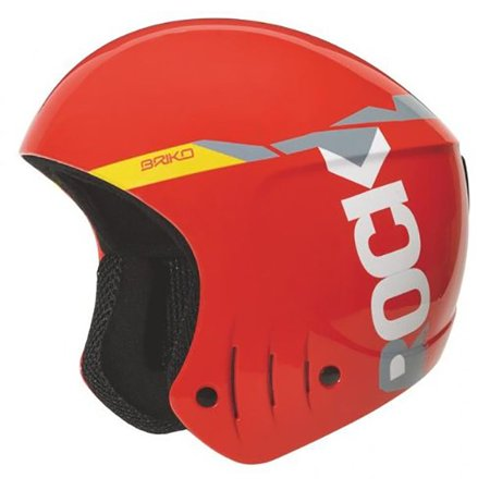 Briko Rocker Super Junior Red Ski Helmet Size: