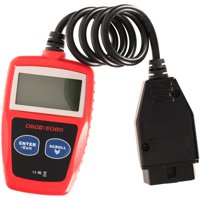 Hyper Tough HT309 OBD2 Scan Diagnostic Tool Code Reader, Red