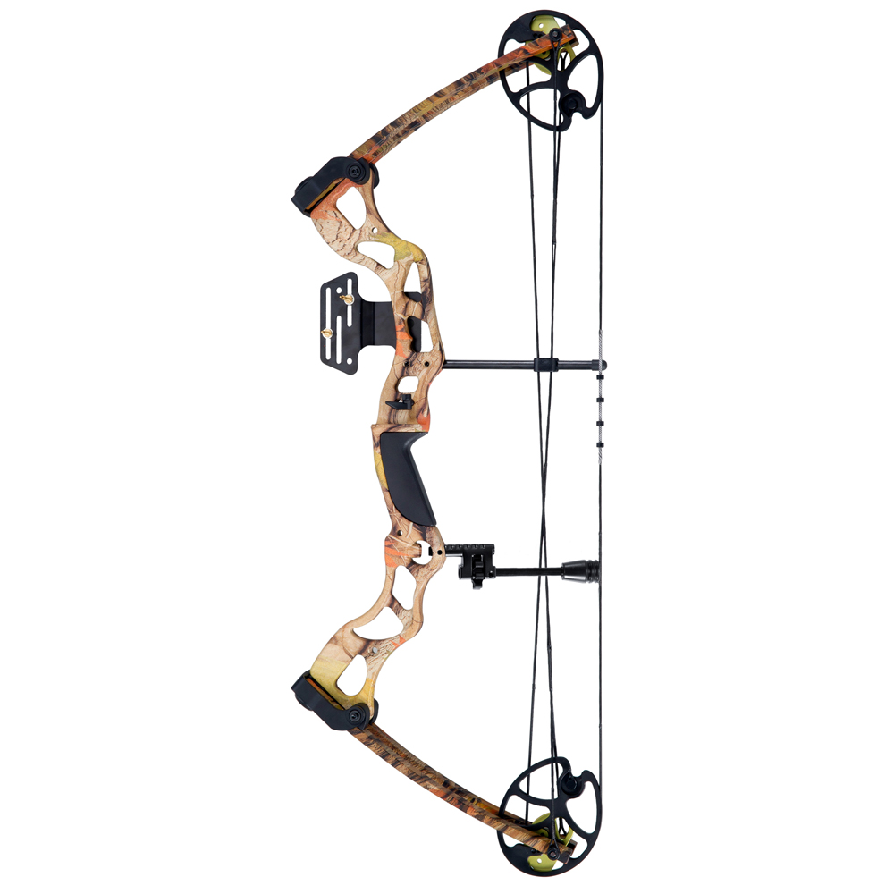 Leader Accessories Compound Bow Hunting Bow 50-70lbs with Max Speed 310fps by Leader Accessories