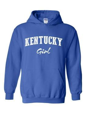 e96e165035d Product Image Kentucky Girl Kentucky State Flag Unisex Hoodie Hooded  Sweatshirt
