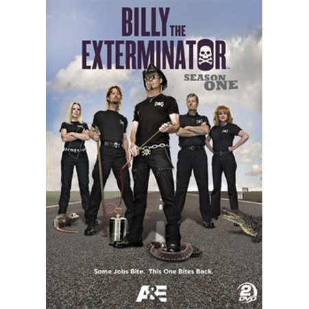 Billy The Exterminator: Season 1 (DVD)