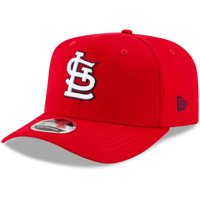 best service 09837 87cd1 Product Image St. Louis Cardinals New Era Callout Stretch 9FIFTY Adjustable  Snapback Hat - Red - OSFA