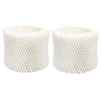 Humidifier Filter, EEEKit 2-Pack Humidifier Wick Filter Minerals Pollutants Removal Replacement Parts Compatible with Honeywell Cool Moisture Evaporative Humidifiers