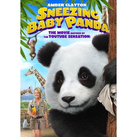 Sneezing Baby Panda: The Movie (Vudu Digital Video on Demand)