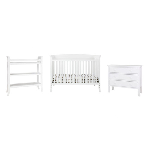 Da Vinci Systems Tyler 4-in-1 Convertible 5 Piece Crib Set