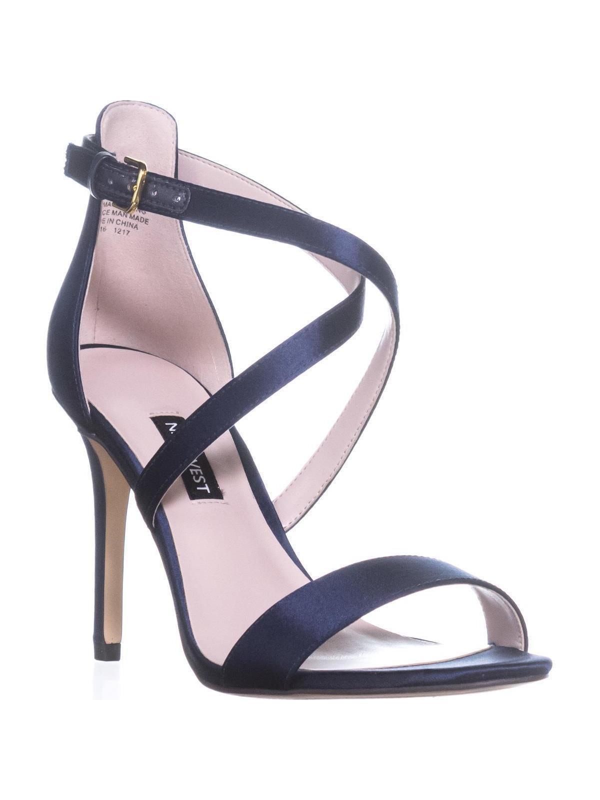 8c8cc7bf4b12 Nine West Mydebut Dress Heel Sandals