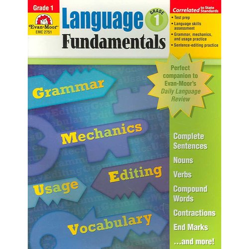 Language Fundamentals, Grade 1