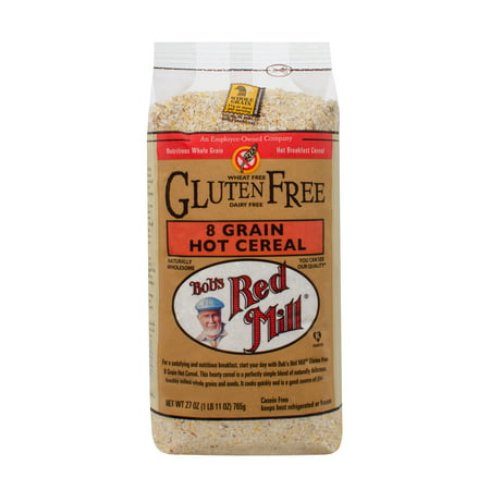 Bob's Red Mill 8 Grain Hot Cereal, 27 Oz Arrowhead Mills Hot Cereal