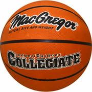 Macgregor Collegiate Basketball Brown