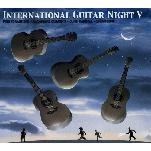 International Guitar Night 5 - International Guitar Night 5 [CD]