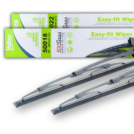 New Oem Pair 18 22 Wiper Blades Fits Chevrolet Aveo Sedan 2007