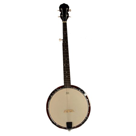 Black Banjo (5-String BANJO - REMO Head 38