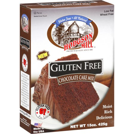 Hodgson Mill Gluten Free Chocolate Cake Mix