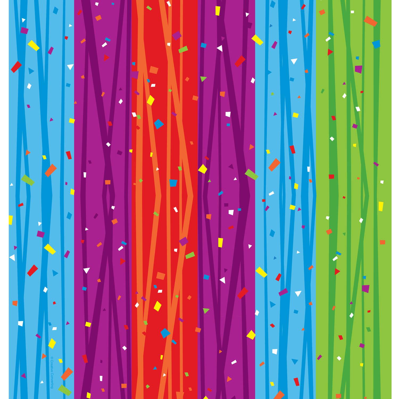 Milestone Celebrations Table Cover, 1pk
