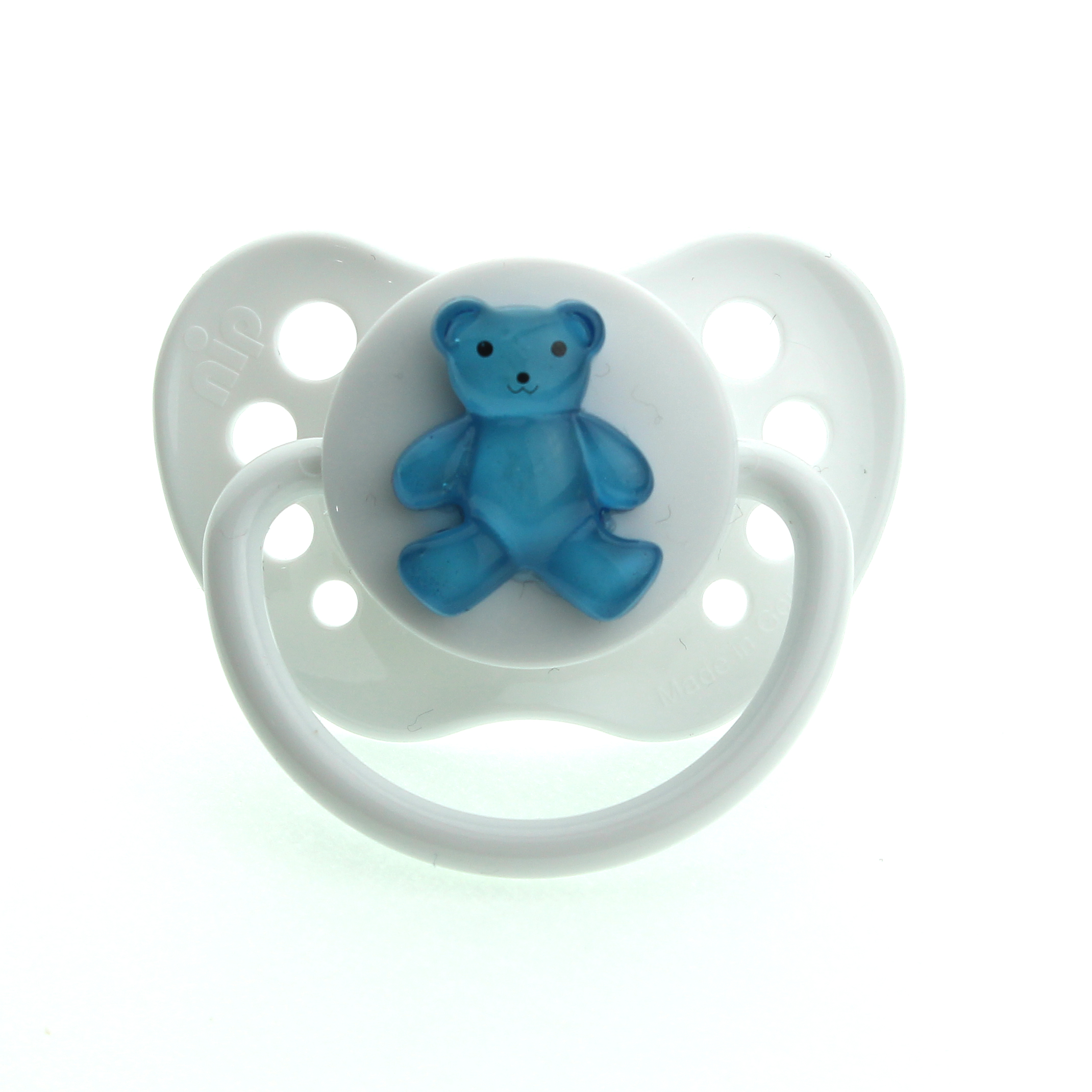 Teddy Bear Pacifier by Crystal Dream