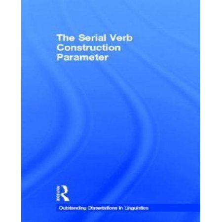 The Serial Verb Construction Parameter - image 1 of 1