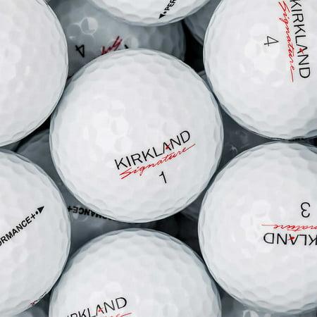 Kirkland Golf Balls, Used, Good Quality, 36 Pack