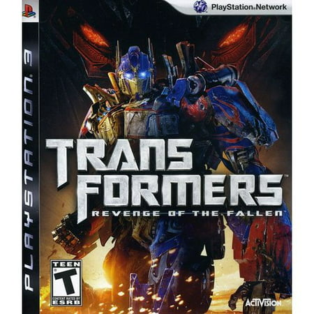 Transformers Revenge of the Fallen - PlayStation