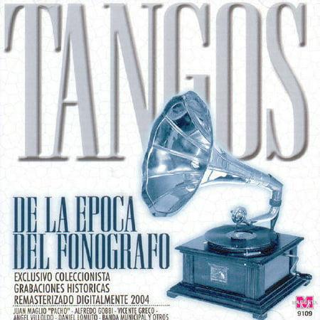 Tangos De La Epoca Del Fonografo](Halloween De Epoca)