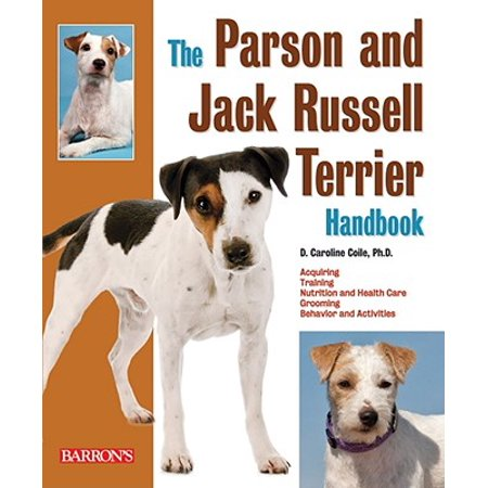 Parson Jack Russell Terrier - The Parson and Jack Russell Terrier Handbook