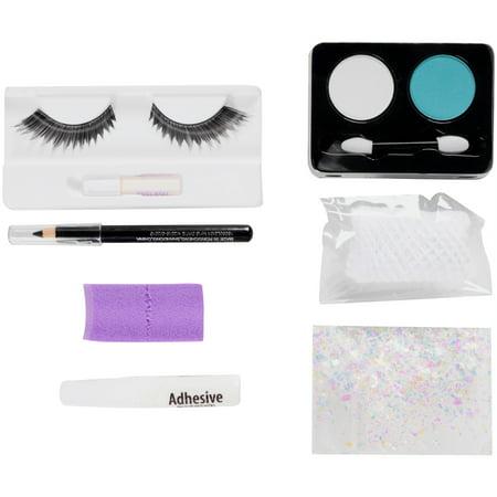 Fun World® Mermaid Eyes Makeup Kit 9 pc Pack (Mermaid Halloween Makeup Tutorial)