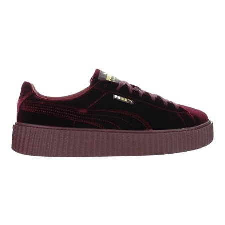 buy popular d87aa 7da6d PUMA - Mens Puma x Fenty By Rihanna Creeper Velvet Royal Purple 364639-02 -  Walmart.com